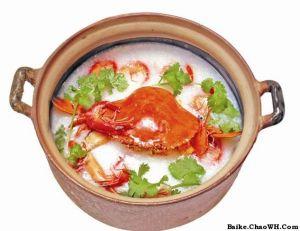 潮州砂锅粥